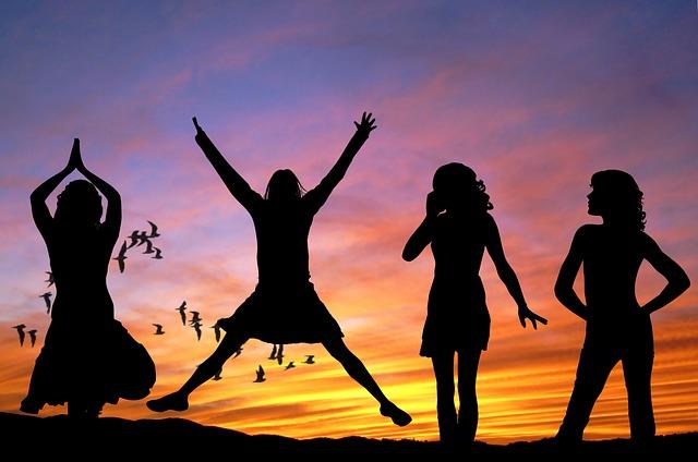 女の子 自由