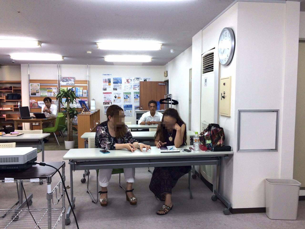 ビーラブ堺ブログ勉強会