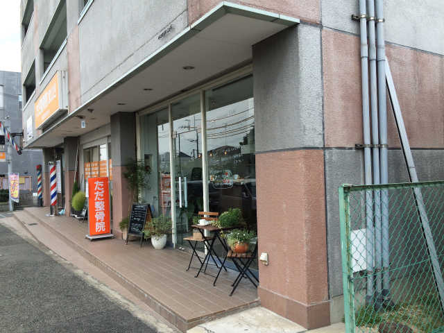 MONIQUE CAFE_外観