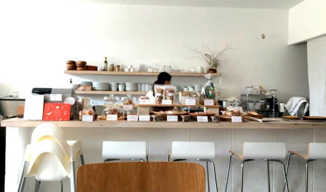 MONIQUE CAFE_インテリア