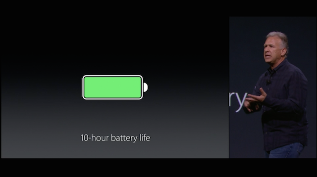 iPad Pro バッテリー