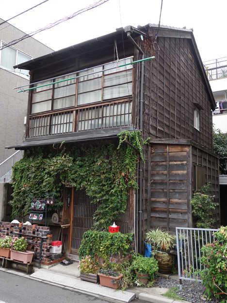 レトロな日本家屋