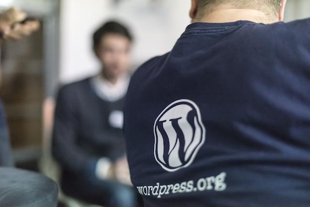 WordPressのミーティング