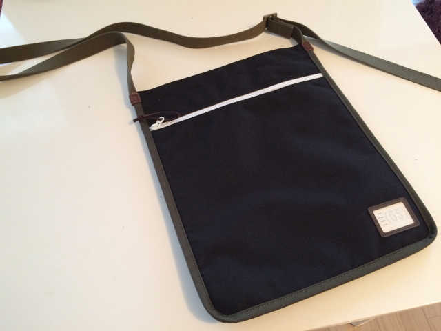 PORTER×B印 YOSHIDA (GS) TABLET SHOULDER BAG LARGE