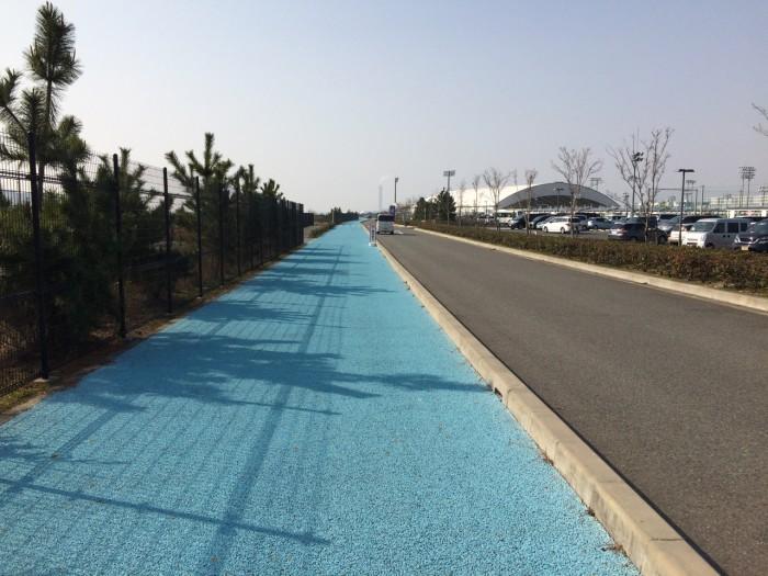 自転車ロード