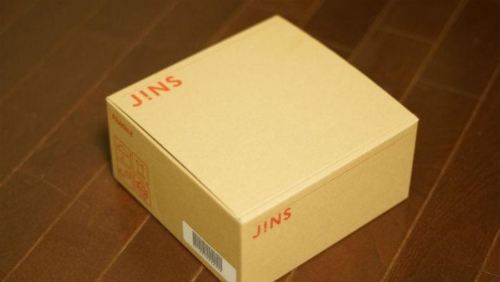 JINS外箱