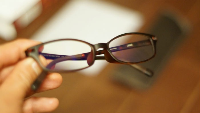 JINS老眼鏡 リーディンググラス