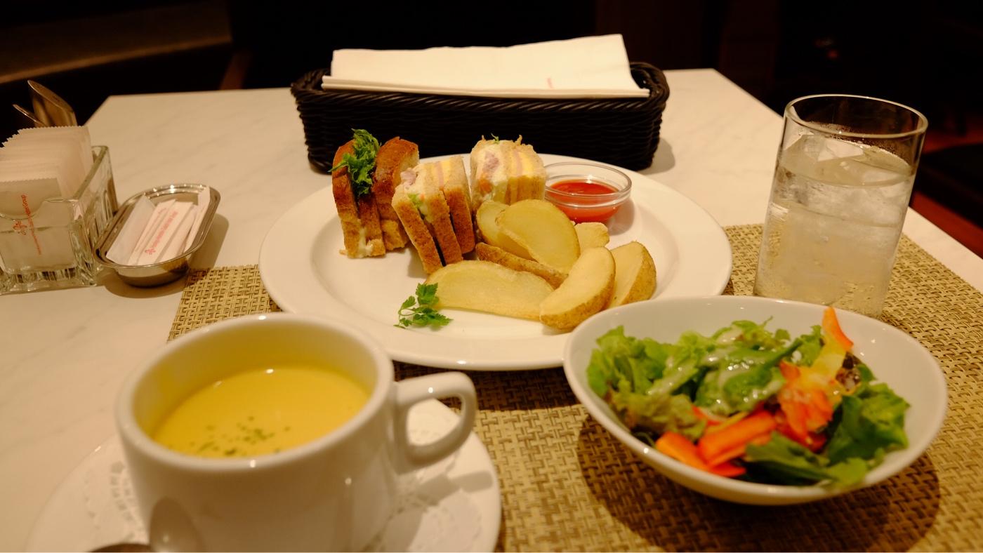 新阪急ホテル レインボー me+セット