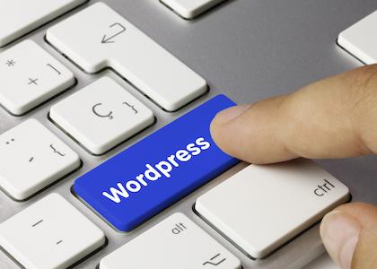 WordPressキー