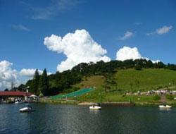 六甲山ロゲイニングの風景