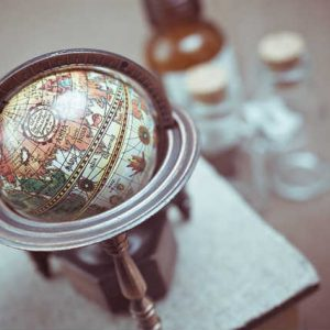地球儀 グローバル