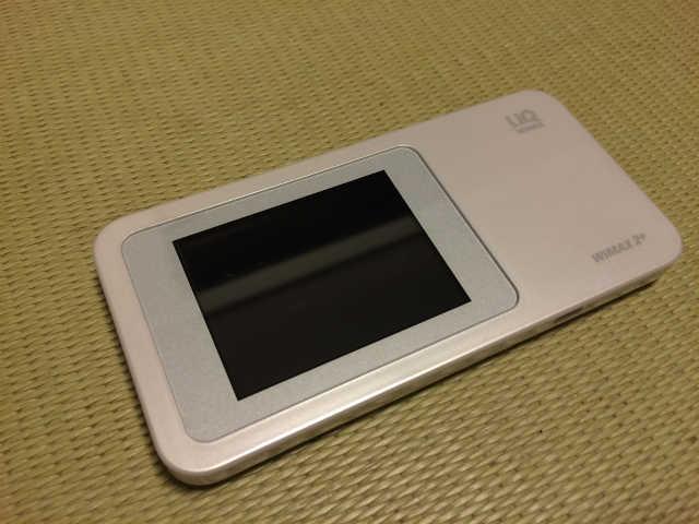 Wi-Fiルーター W01