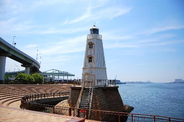 堺 大浜 灯台