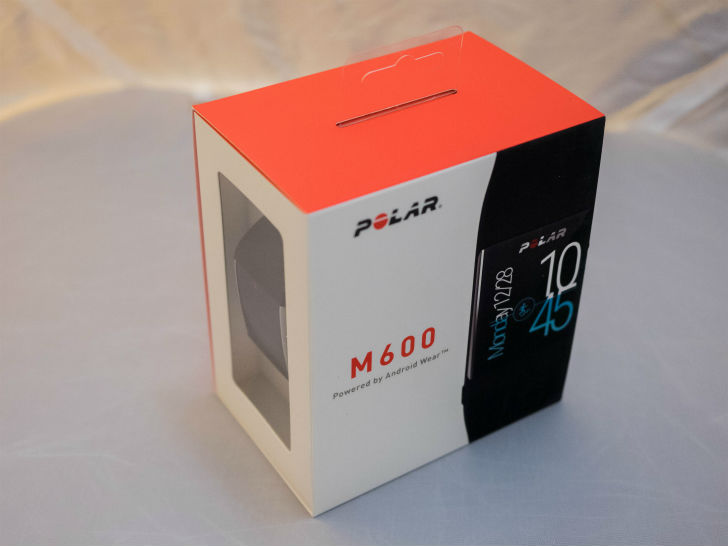 POLAR M600箱