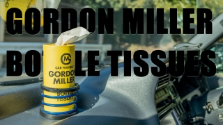 gordon-millerティッシュ