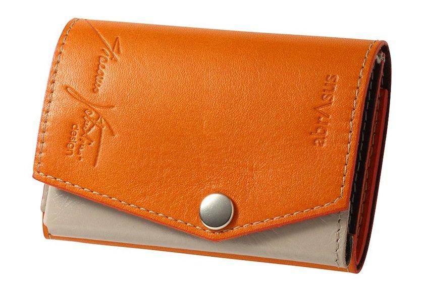 小さい財布 abrAsus(アブラサス)