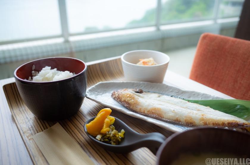 サンライズ糸山の朝食