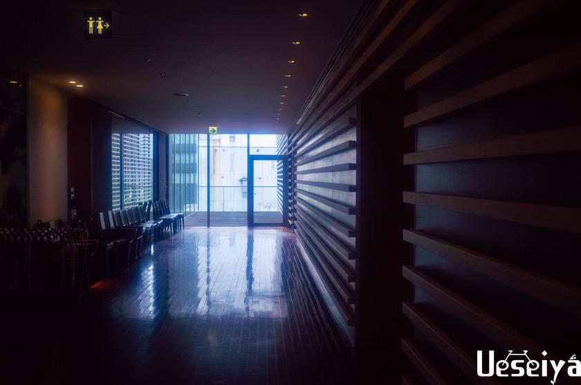 6階の廊下