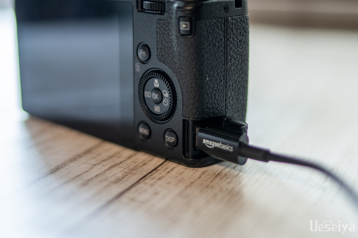 GR3 USB充電