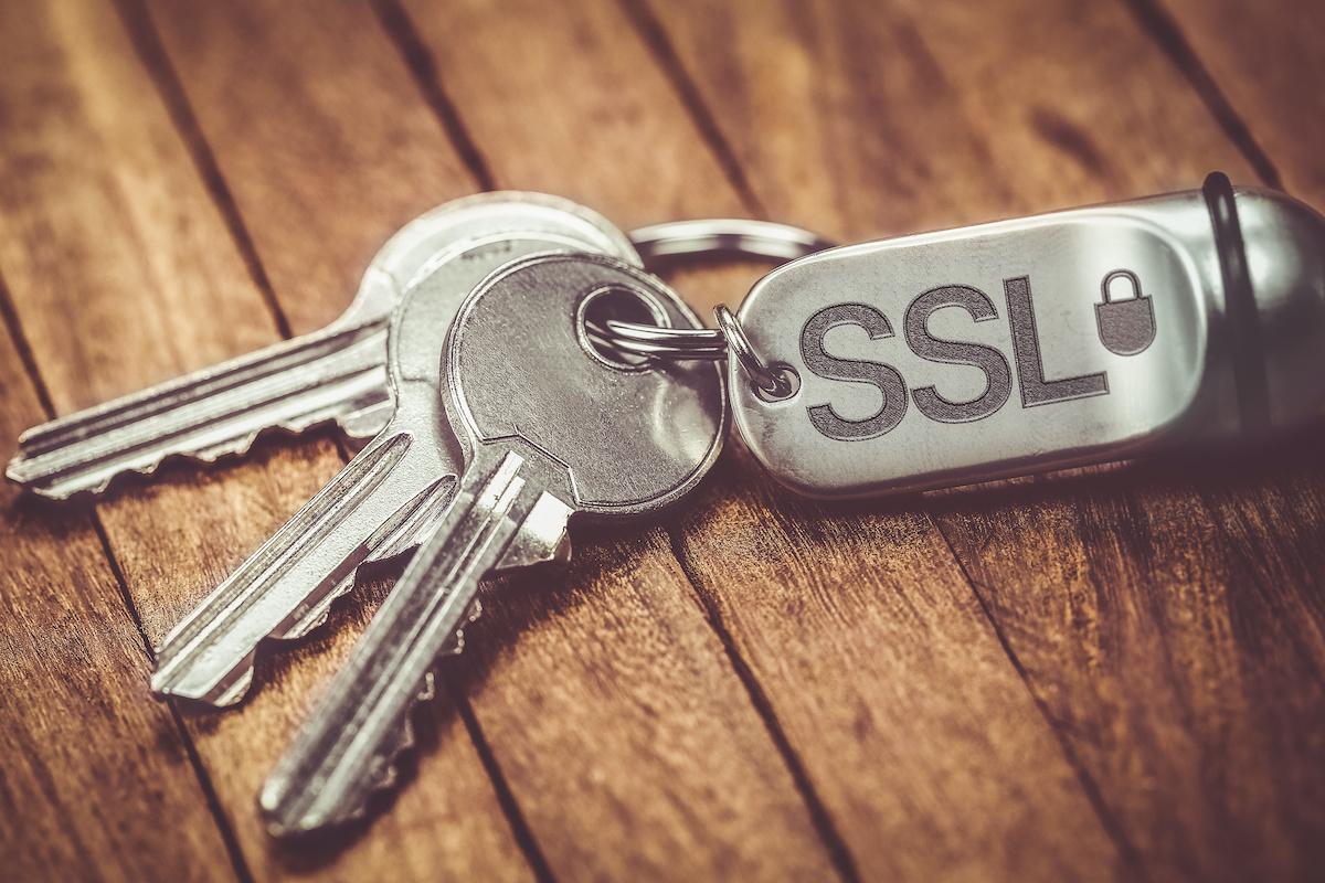 SSL代行