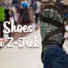「XERO SHOES AMURI Z-TREK」は、靴下も合わせられる! 本格的に寒くなるまでコレで